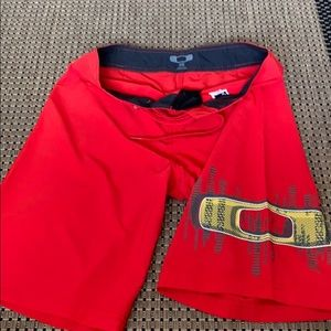 Oakley BoardShorts S 30 Pre Owned Great Condition